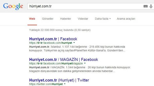 hurriyet-google-ban