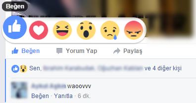 facebook-reaksiyon-butonları